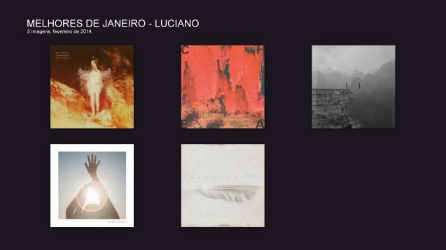 MELHORES DE JANEIRO - LUCIANO