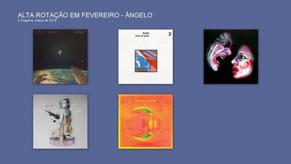 ALTA ROTAÇÃO EM FEVEREIRO - ÂNGELO1