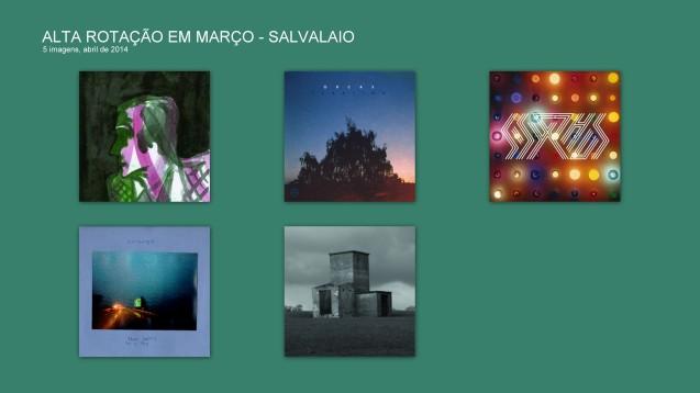ALTA ROTAÇÃO EM MARÇO - SALVALAIO